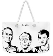 the Mannings Weekender Tote Bag