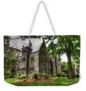 The Manor Weekender Tote Bag