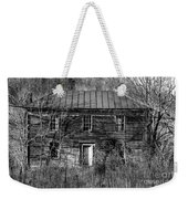 The Mansion Bw Weekender Tote Bag