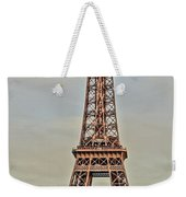The Many Faces Of The Eiffel Tower In Paris France Weekender Tote Bag