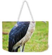 The Marabou Stork In Tanzania. Africa Weekender Tote Bag