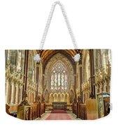 The Marble Church Interior Weekender Tote Bag