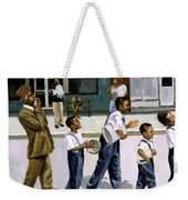 The Marching Band Weekender Tote Bag