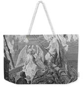 The Mariner Sees The Band Of Angelic Spirits Weekender Tote Bag