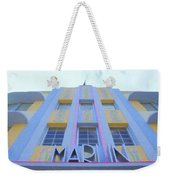 The Marlin Weekender Tote Bag