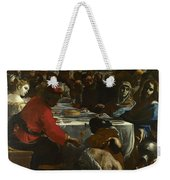 The Marriage At Cana Weekender Tote Bag