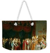 The Marriage Of Napoleon I 1769-1821 And Marie Louise 1791-1847 Archduchess Of Austria, 2nd April Weekender Tote Bag