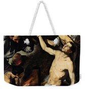 The Martyrdom Of Saint Lawrence Weekender Tote Bag by Jusepe de Ribera