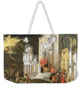 The Martyrdom Of St. Catherine, 17th Weekender Tote Bag