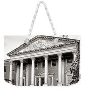 The Maryland State House Weekender Tote Bag