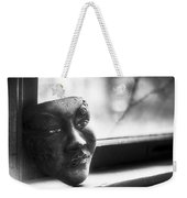 The Mask Weekender Tote Bag by Scott Norris