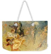 The Masked Ball Weekender Tote Bag