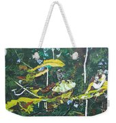 The Masquerade Dance Weekender Tote Bag