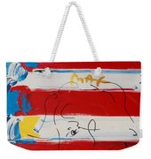 The Max Face  Weekender Tote Bag