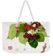 The May Duke Cherry Weekender Tote Bag
