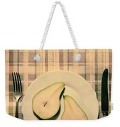 The Meal Of The Day Weekender Tote Bag