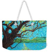 The Mermaid Tree Weekender Tote Bag