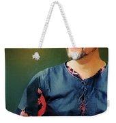 The Merry Rustic Weekender Tote Bag