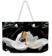 New Orleans Metamorphous Of The Southern Magnolia Spring Equinox In Louisiana Weekender Tote Bag