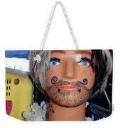 The Metrosexual Weekender Tote Bag