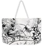 The Middle Of Nowhere Weekender Tote Bag