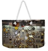 The Midway Throttle Board Weekender Tote Bag