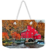 The Mill In Clinton Weekender Tote Bag