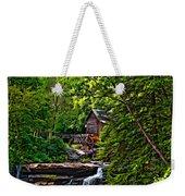 The Mill Paint 2 Weekender Tote Bag