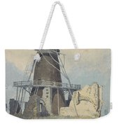 The Mill St Benet's Abbey Weekender Tote Bag