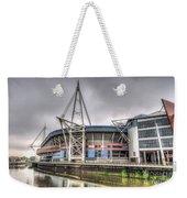 The Millennium Stadium Weekender Tote Bag