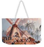 The Millyard, From Ten Views Weekender Tote Bag by William Clark