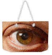 The Minds Eye Weekender Tote Bag