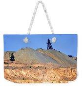 The Mine Weekender Tote Bag