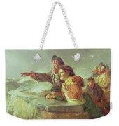 The Missing Boat, C.1876 Weekender Tote Bag