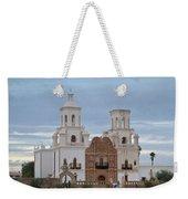 The Missioin Of San Xavier 10 Weekender Tote Bag