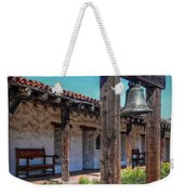 The Mission Bell Weekender Tote Bag