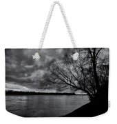 The Missouri River Near Portland Mo Ver 1 Dsc09259 Weekender Tote Bag