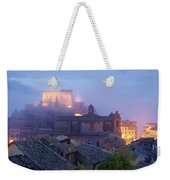 The Mists Of Soriano Weekender Tote Bag