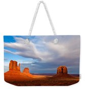 The Mittens Magical Light Weekender Tote Bag
