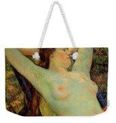 The Model's Siesta Weekender Tote Bag