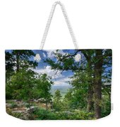 The Mogollon Rim  Weekender Tote Bag