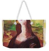 The Mona Goosa Weekender Tote Bag