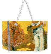 The Month Of Mary Weekender Tote Bag