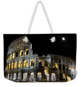 The Moon Above The Colosseum No1 Weekender Tote Bag