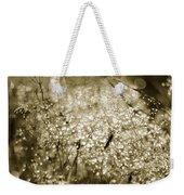 The Morning Pearls Weekender Tote Bag