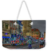 The Morning Rhythm Weekender Tote Bag