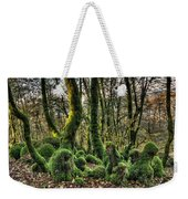 The Mossy Creatures Of The  Old Beech Forest 1 Weekender Tote Bag