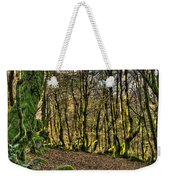 The Mossy Creatures Of The  Old Beech Forest 4 Weekender Tote Bag