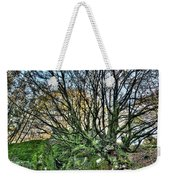 The Mossy Creatures Of The  Old Beech Forest 8 Weekender Tote Bag