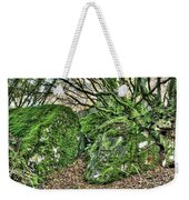 The Mossy Creatures Of The Old Beech Forest Weekender Tote Bag